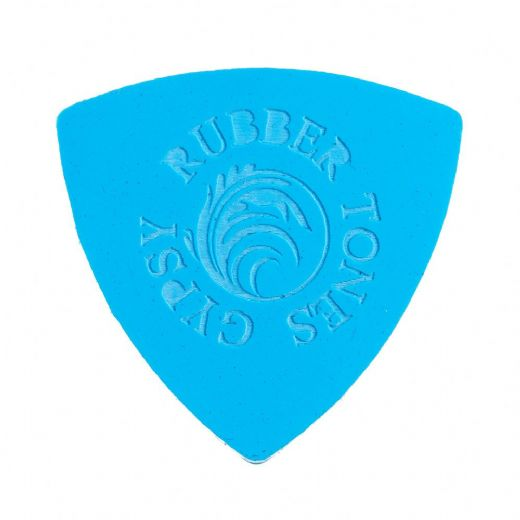Rubber Tones Gypsy Blue Silicon 1 Pick